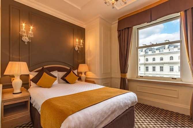 Thistle Hyde Park Hotel Londen