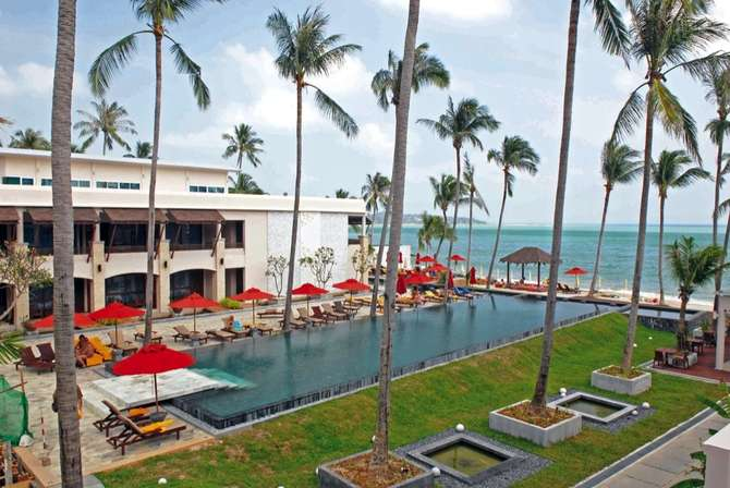 Weekender Resort & Spa Ko Samui