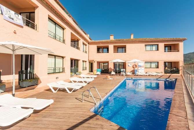 Residence Villa Romana Tossa de Mar