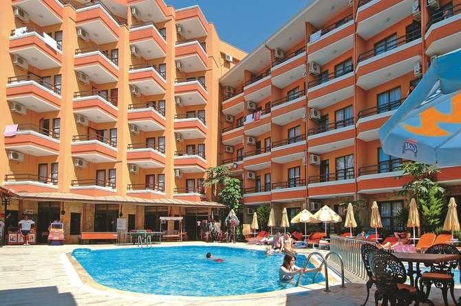 Kleopatra Fatih Hotel Alanya