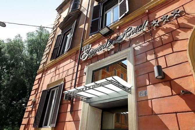Hotel Kennedy Rome