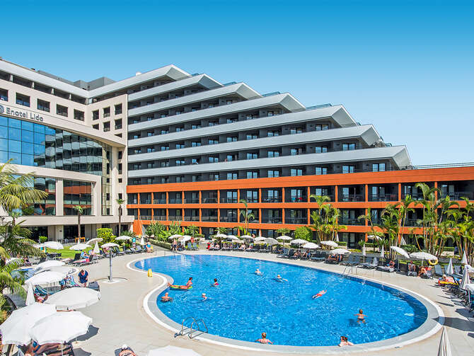 Enotel Lido Resort & Spa Funchal