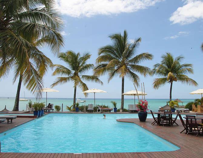 Mont Choisy Coral Azur Beach Resort Mont Choisy