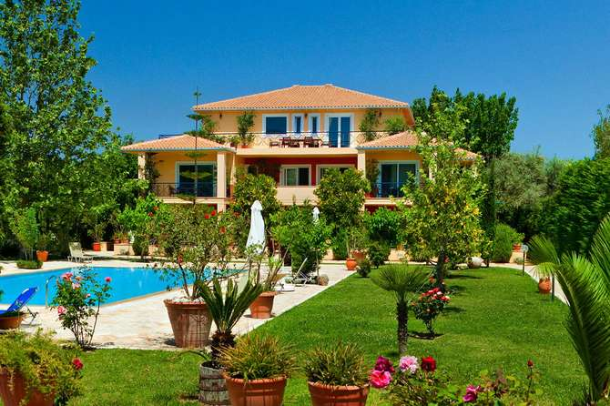 Lefkas Blue Residence Agios Ioannis