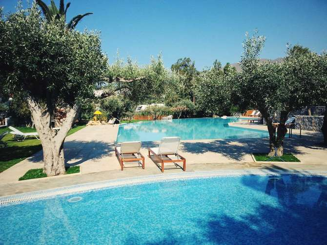 Irini Mare Holiday Resort Agia Galini