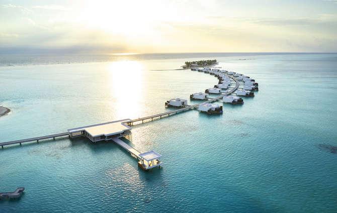 Riu Palace Maldivas Kedhigandu