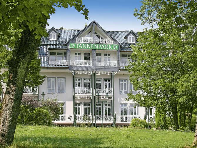 Hotel Appartementen Tannenpark Tanne