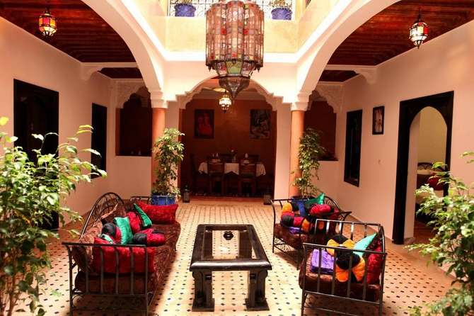 Riad Mounir Marrakech