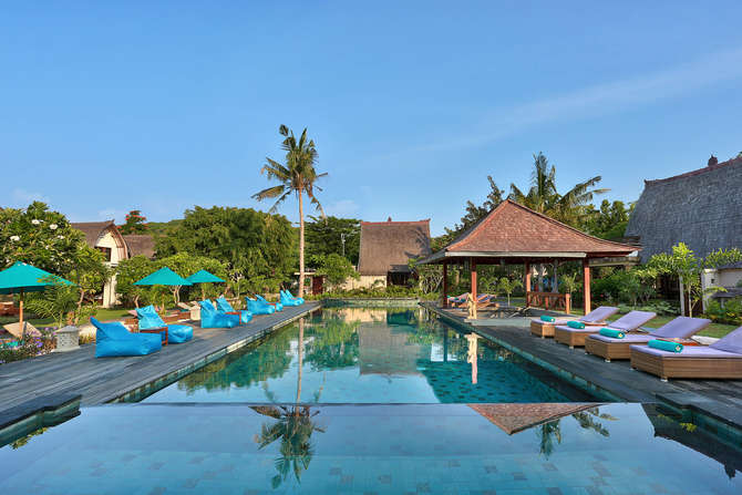 Hotel Vila Ombak Pulau Terawangan