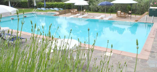 Hotel Villa San Giorgio Barberino Val d'Elsa