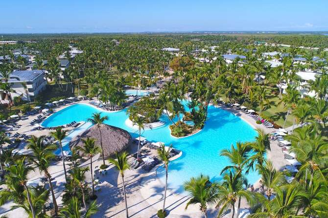 Catalonia Bavaro Beach Golf & Casino Resort Punta Cana