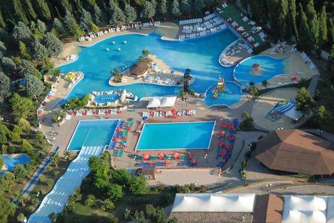 Hotel Verde Azzurro Cingoli