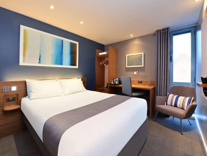 Travelodge London Central City Road Londen