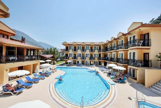 Belcehan Beach Hotel Fethiye