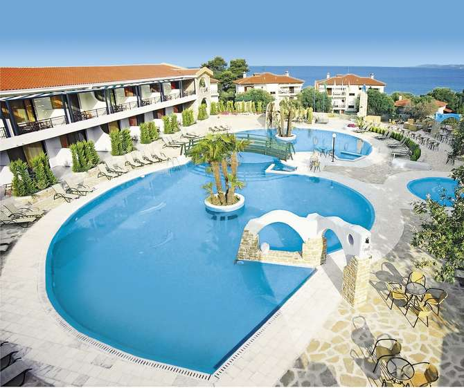 Hotel Athena Pallas Village Elia Beach