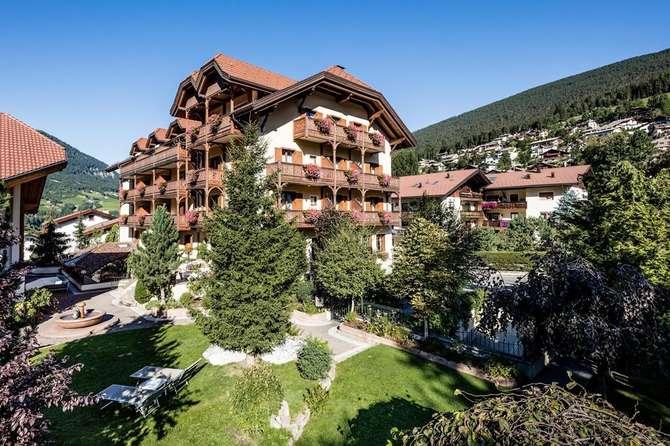 Hotel Luna Mondshein Ortisei - St. Ulrich