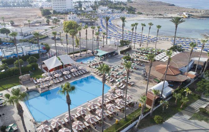 Pavlo Napa Beach Hotel Ayia Napa