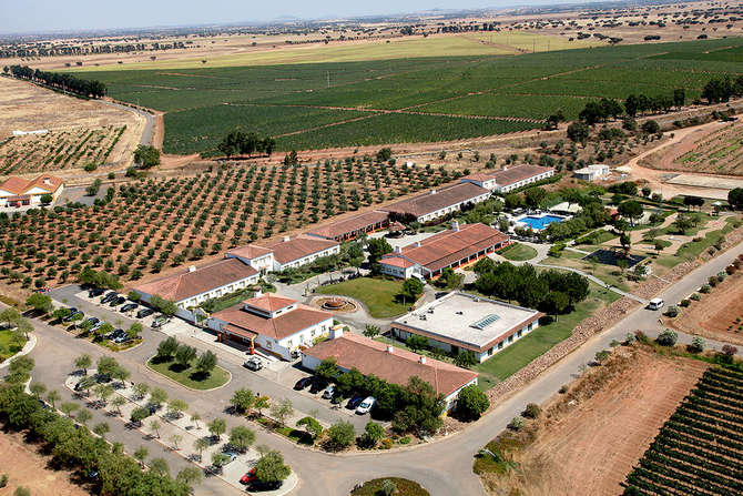 Hotel Vila Gale Clube de Campo Albernoa
