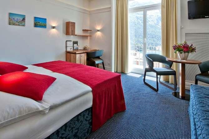 Hotel Schweizerhof Saint Moritz