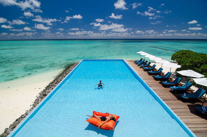 Summer Island Maldives Ziyaaraiyfushi