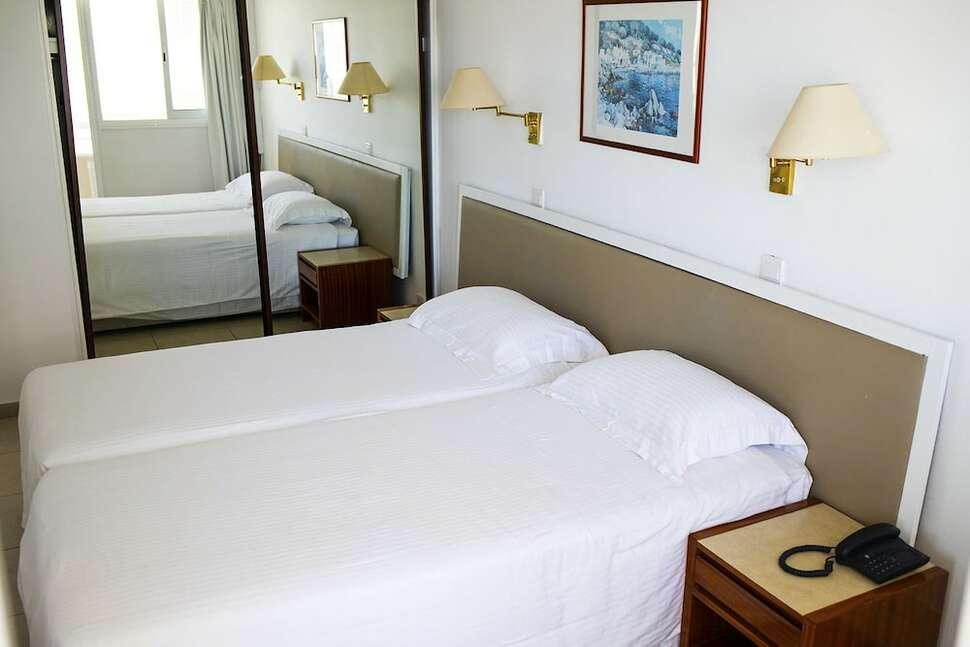 Goedkope vakantie Cyprus 🏝️Sun Hall Beach Hotel Appartementen