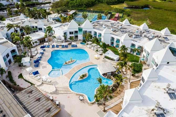 By Marriott Aruba Resort Palm Beach