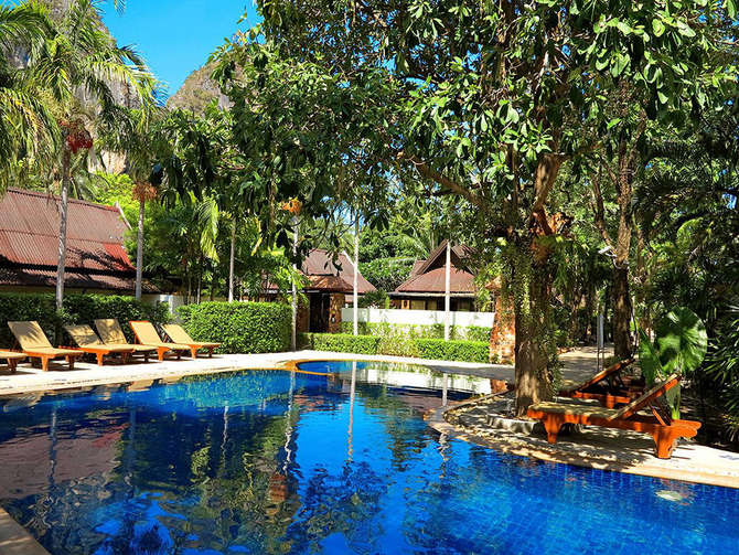 Railay Bay Resort & Spa Ao Nang