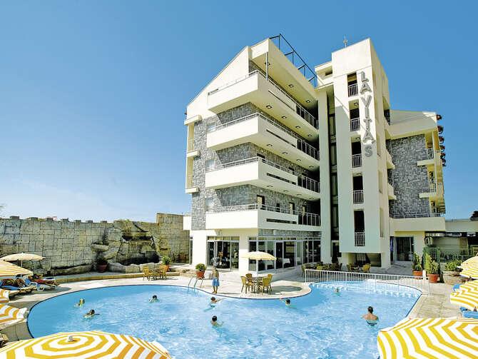 Lavitas Hotel Side