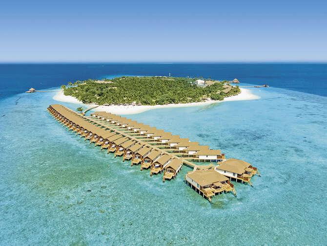 Reethi Faru Resort Kudafushi
