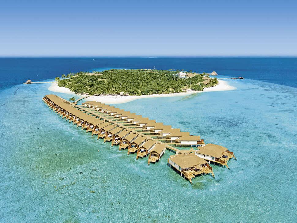 Reethi Faru Resort, 6 dagen