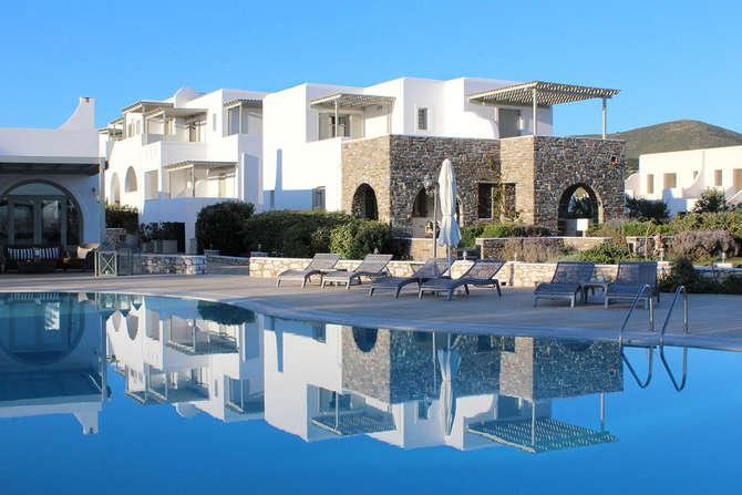 Saint Andrea Resort Naoussa