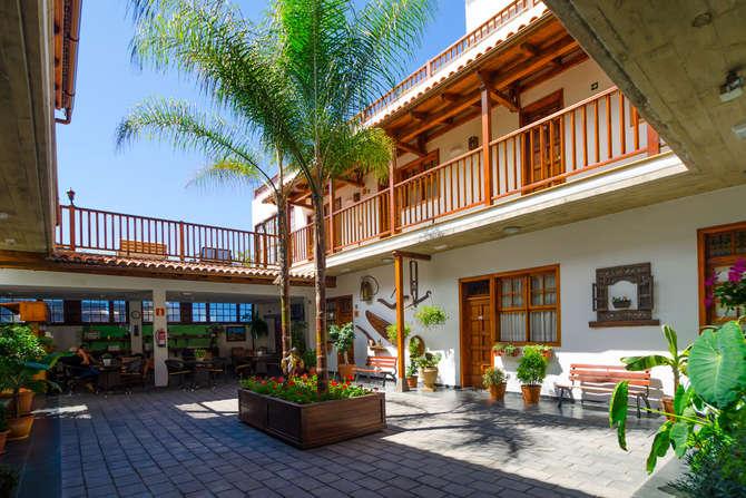 Garahotel Rural Garachico