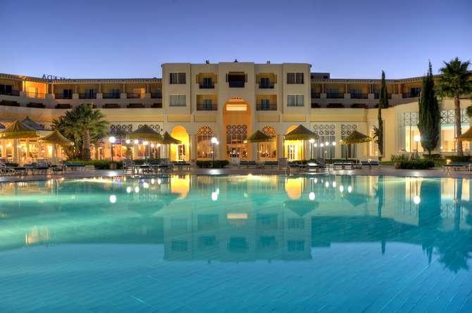 Hotel Ramada Plaza Tunis Sidi Bou Saïd
