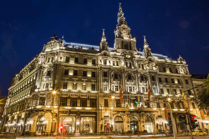 Boscolo Luxury Residence Boedapest