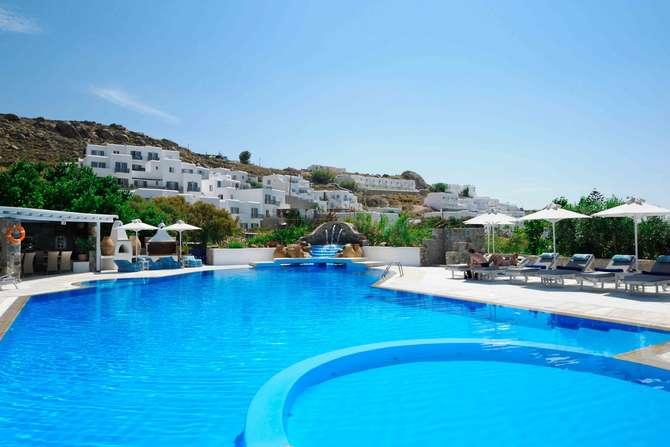 Hotel Kamari Beach Platys Gialos