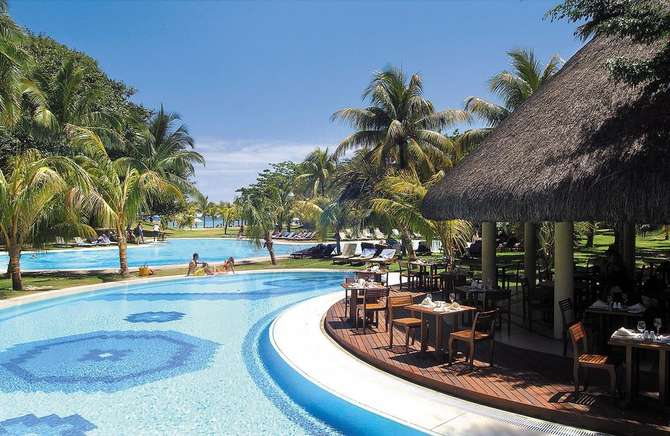 Canonnier Beachcomber Golf Resort & Spa Mont Choisy