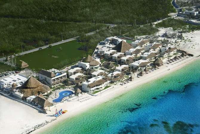 Desire Riviera Maya Resort Puerto Morelos