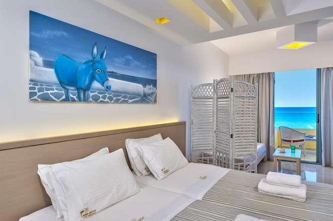 Palm Beach Appartementen Rethymnon