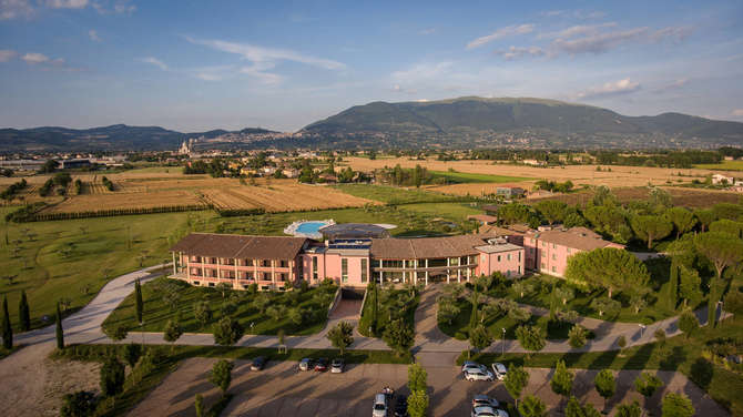 Hotel Valle di Assisi Resort Santa Maria degli Angeli