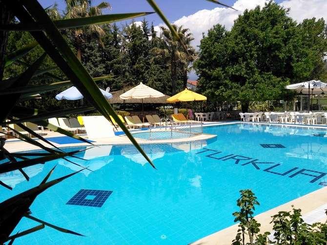 Club Turkuaz Garden Fethiye