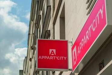 AppartCity Paris Villette