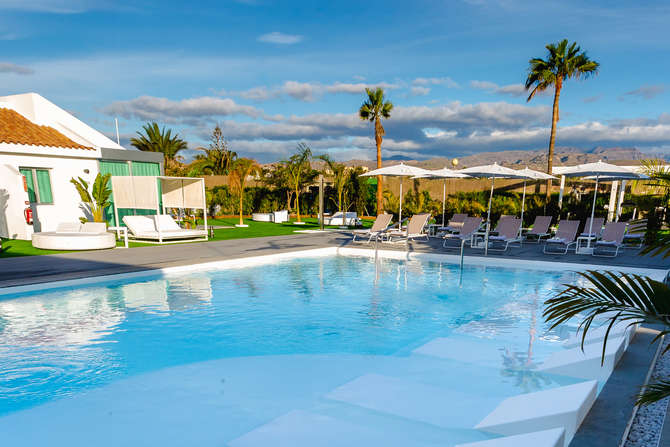 Seven Hotel & Wellness - Gay Only Maspalomas