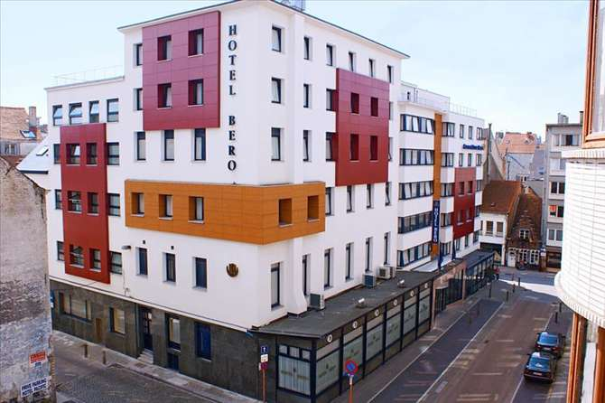 Hotel Bero Oostende