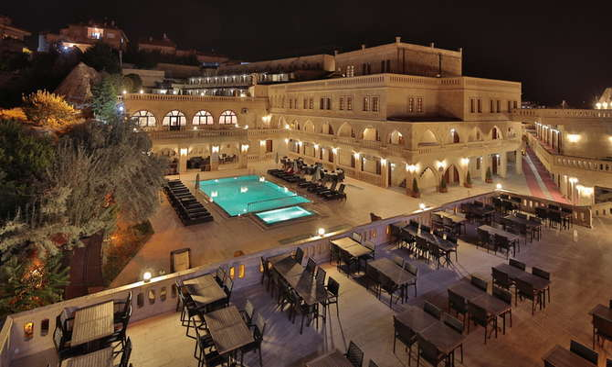 Dilek Kaya Hotel Ortahisar