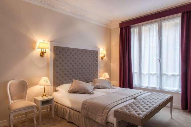 Princesse Caroline Hotel Parijs