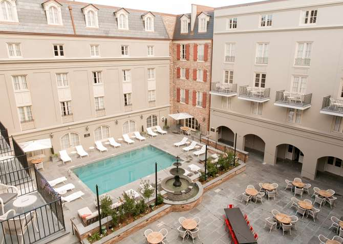 Maison Dupuy Hotel New Orleans