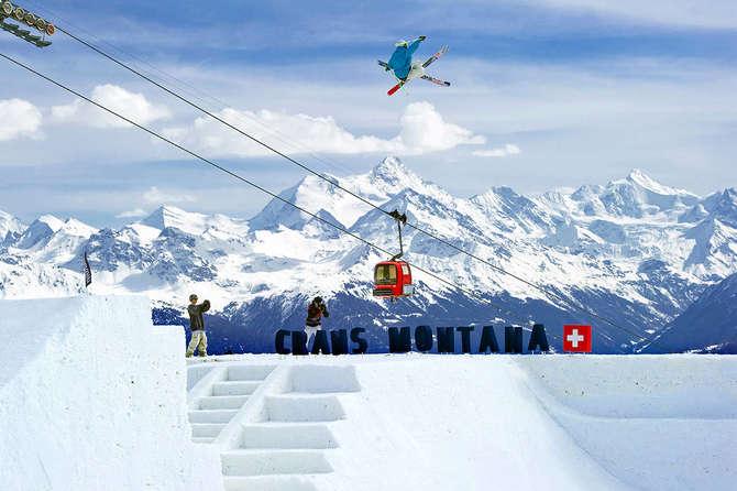 Hotel Valaisia Crans Montana