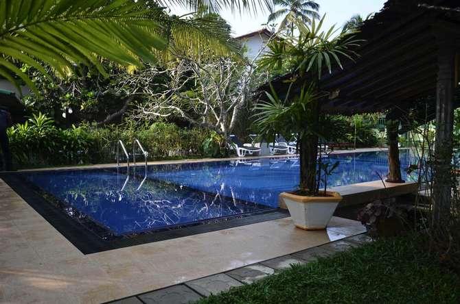 Hotel Susantha Garden Bentota