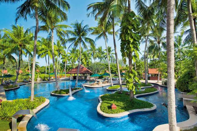 Banyan Tree Phuket Bang Tao Beach