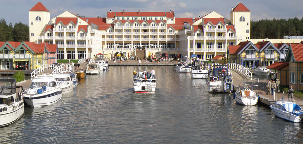 Maritim Hafen Rheinsberg